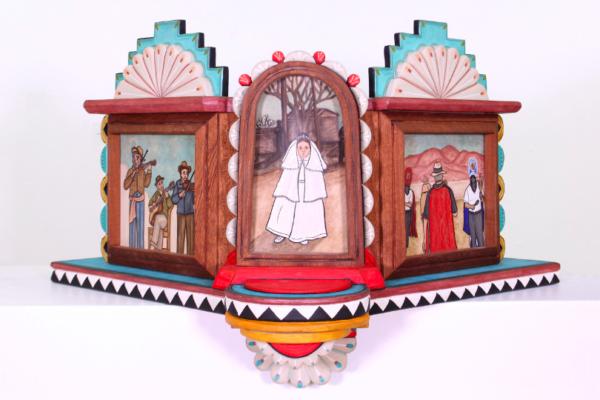 La Malinche y Los Matachines (Vicente Telles with Jason Garcia), 2020